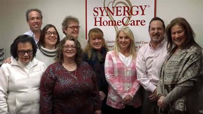 Spotlight on SYNERGY HomeCare of New Jersey