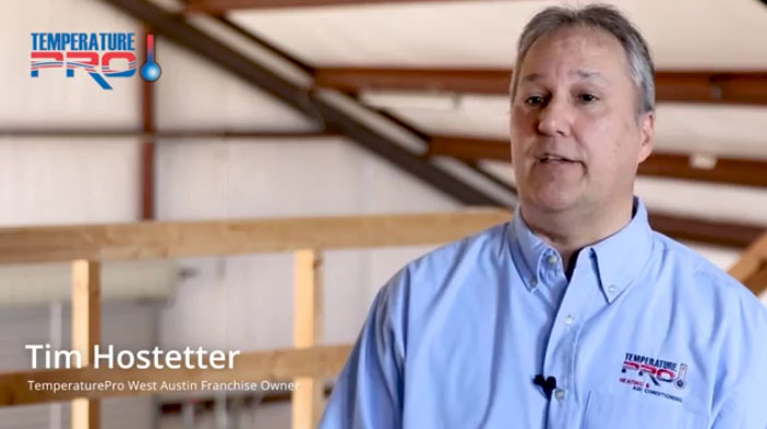 TemperaturePro Franchise Owner Success Story: Tim Hostetter