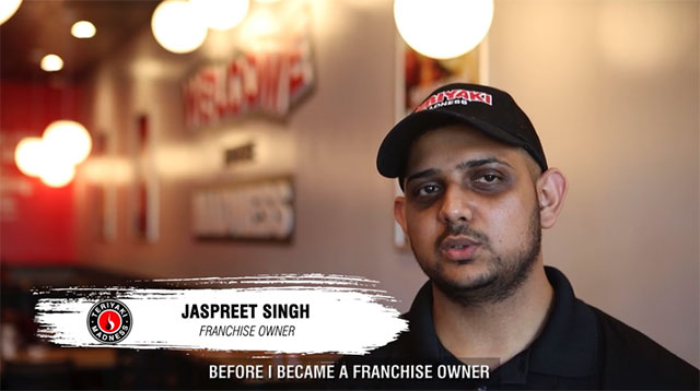 Teriyaki Madness: Interview with Jaspreet Singh