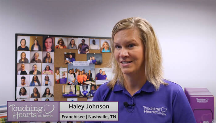 Touching Hearts Franchise: Day In The Life (Bryan and Haley Johnson)