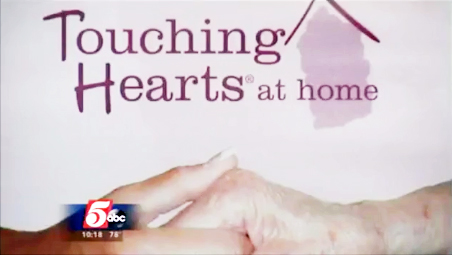 Touching Hearts at Home in the news