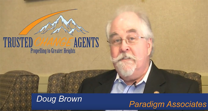 Trusted Change Agents Sits Down With Doug Brown