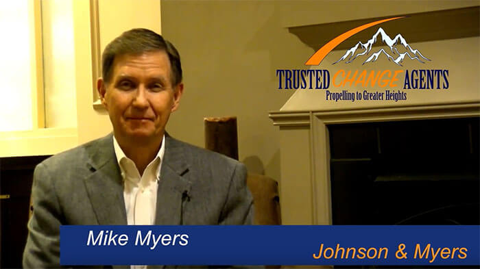 Trusted Change Agents Sits Down With Mike Myers