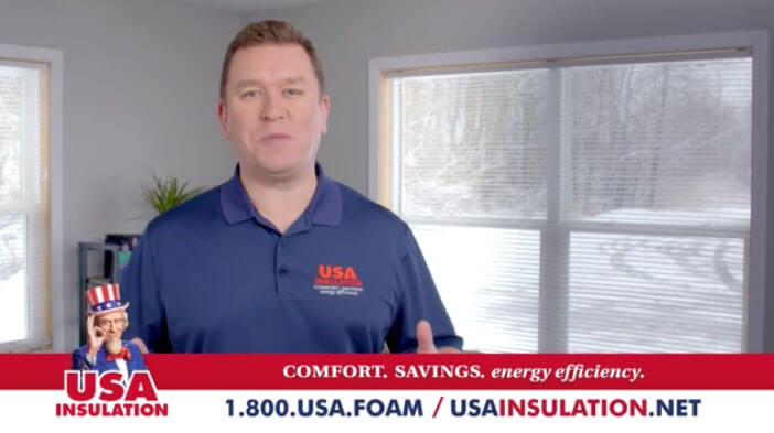 USA Insulation: Comfort. Savings