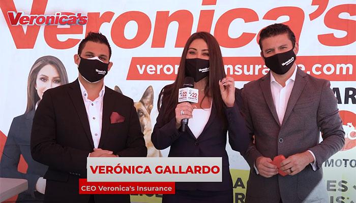 Nueva franquicia de Veronica's Insurance en Fontana