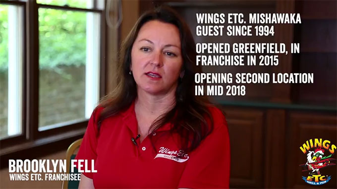 Wings Etc. Franchisees Talk About Getting Started