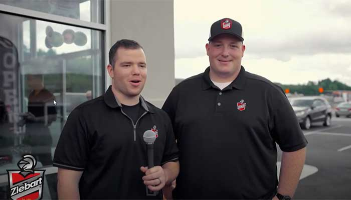 Ziebart - Franchise Testimonial - Morgantown, WV - Nick and Mark Lambie