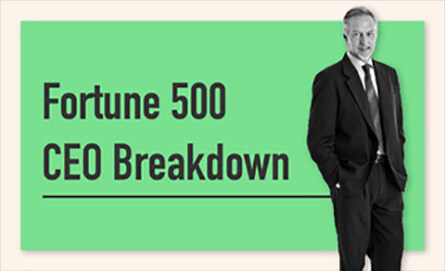 Anatomy Of A Fortune 500 CEO