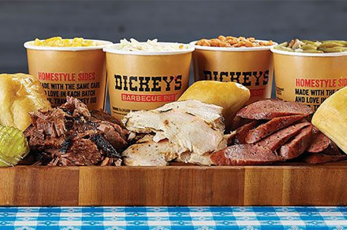 dickey's franchisee