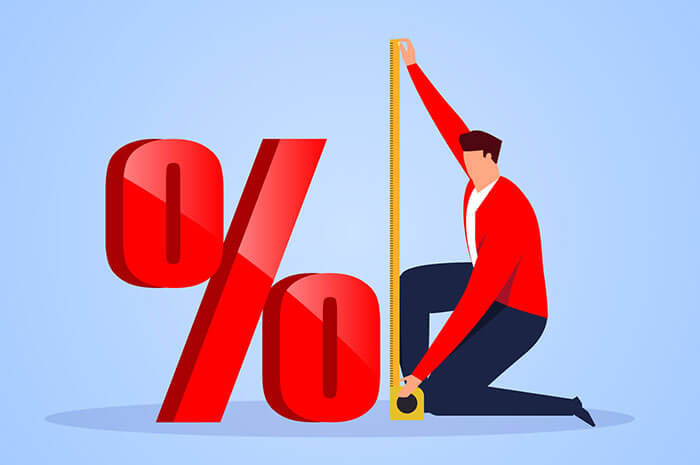 low percentage rate