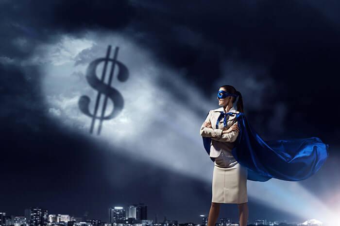 superlady money